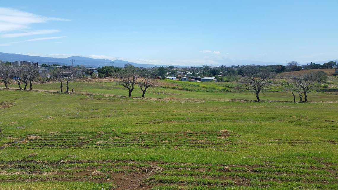 Land for residential development in Alajuela